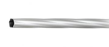 Teava metal twister 16/160 cm